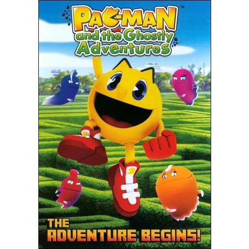 Pac-Man And The Ghostly Adventures: The Adventure Begins (Widescreen)