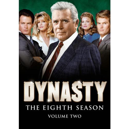 Dynasty: The Eighth Season, Vol. 2 [3 Discs] [DVD]