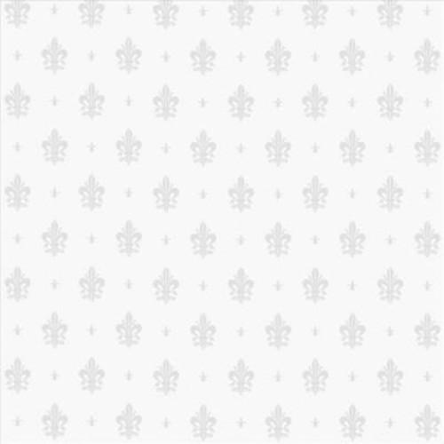 Gila 12 in. x 78 in. Fleur-de-Lis Privacy Decorative Sidelight Window Film