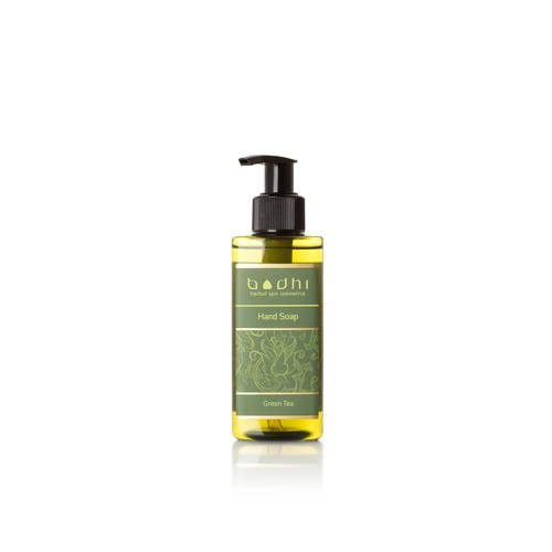Rejuvenating Green Tea Liquid Soap