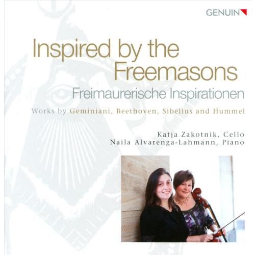 Inspired By The Freemasons - CD