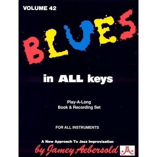 Blues in All Keys [CD]