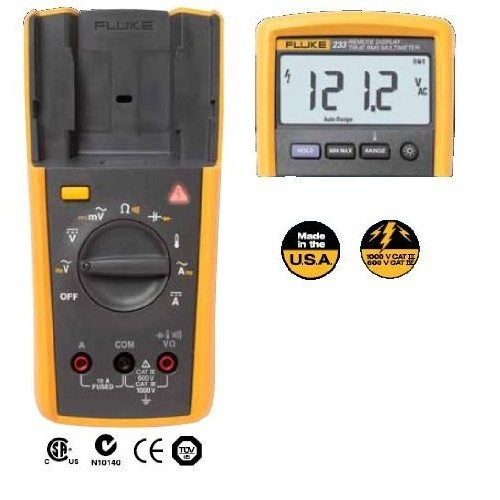 Fluke 233 Remote Display Multimeter [Standard]