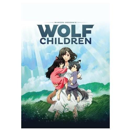 Wolf Children [2 Discs]