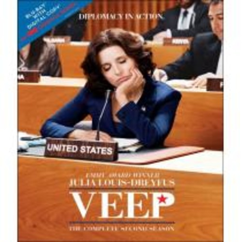 Veep: The Complete Second Season [2 Discs] [Includes Digital Copy] [UltraViolet] [Blu-ray]