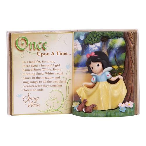 Disney Princess Snow White Storybook Figurine by Precious Moments