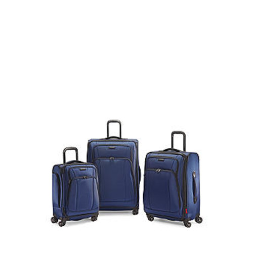 Samsonite DK3 Spinner Luggage Collection Blue - Online Only