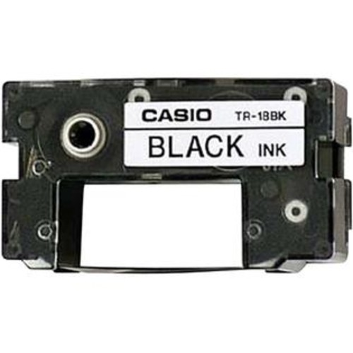 Casio BLACK THERMAL INK RIBBON TAPE