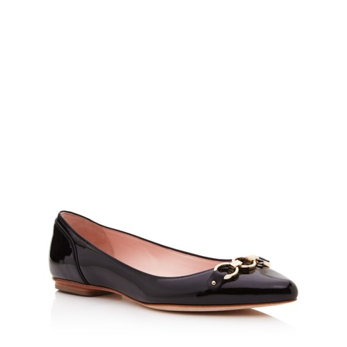 KATE SPADE NEW YORK Nadia Pointed Toe Flats