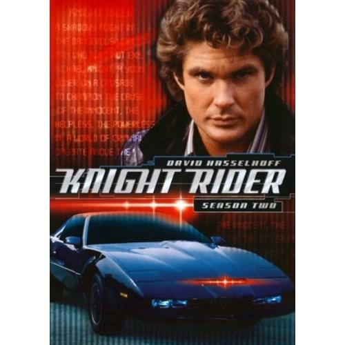 Knight Rider: Season Two [6 Discs] [DVD]