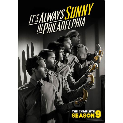 It's Always Sunny in Philadelphia: The Complete Season Nine [2 Discs] [DVD]