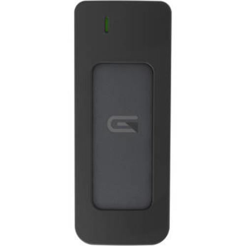 525GB Atom USB 3.1 Gen 2 Type-C External SSD (Gray)