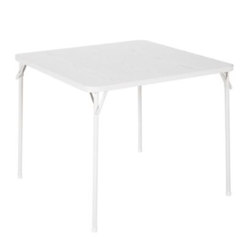 Cosco Home and Office 34'' Square Folding Table