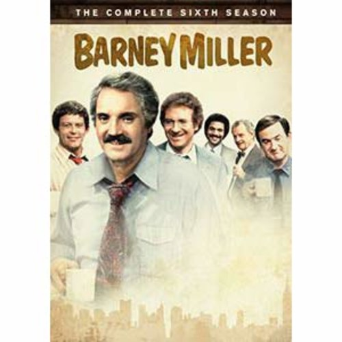 Barney Miller: The Complete Sixth Season [3 Discs]