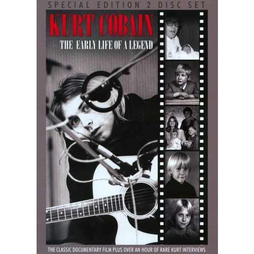 The Early Life of a Legend [DVD+CD] [DVD]