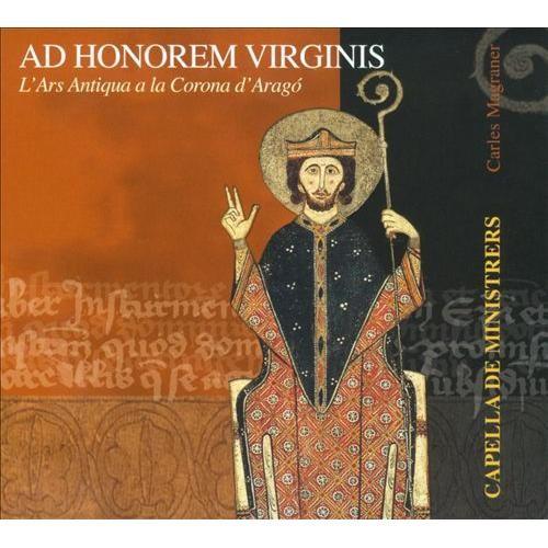 Ad honorem Virginis [CD]