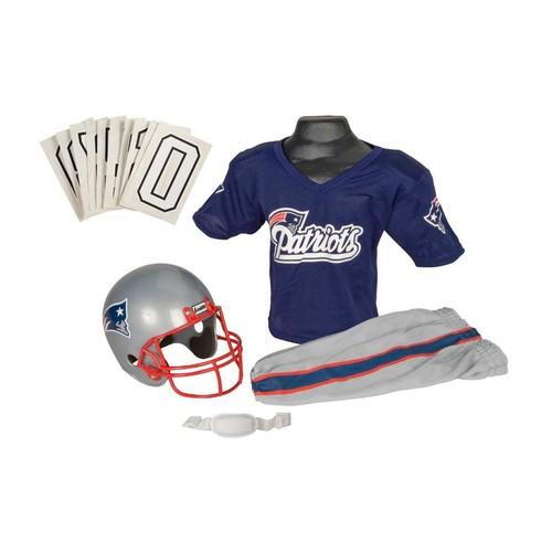 Franklin Sports NFL Patriots Uniform Set - Small