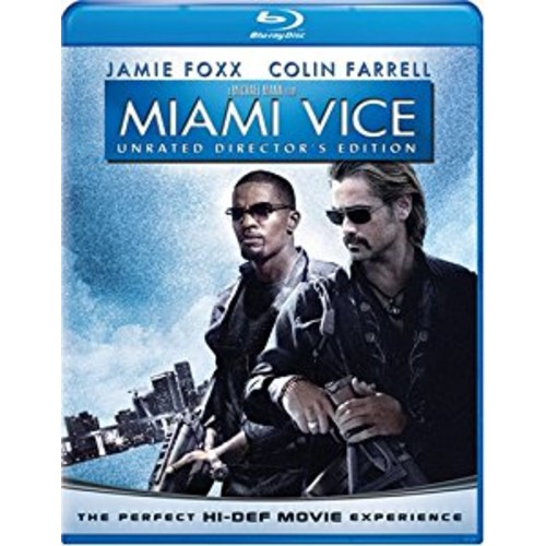 Miami Vice (Unrated) (Blu-ray)