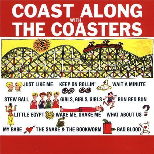 Coast Along with the Coasters [CD]