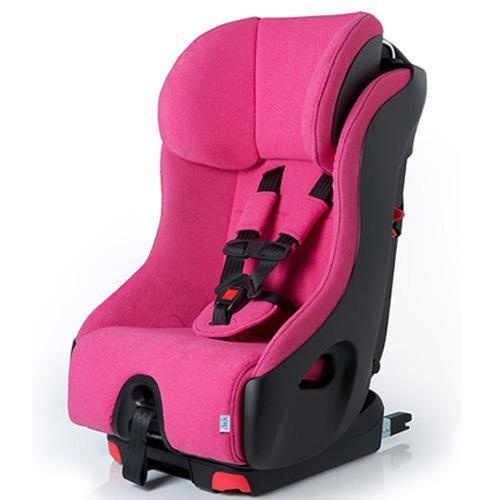 Clek FO14U1-PKB foonf Convertible Car Seat - Flamingo