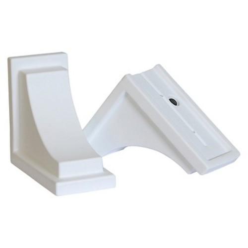 Mayne 4828-W Nantucket (2pk) Decorative Brackets, White
