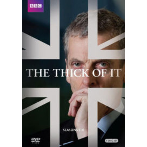Thick of It: Seasons 1-4 (7pc) / (Box)