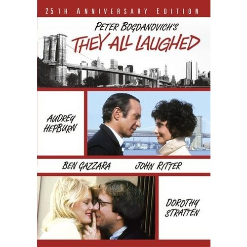 They All Laughed [DVD] [1981]