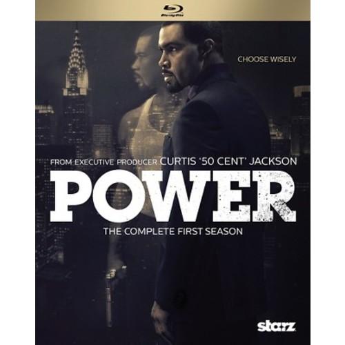 Power: Season 1 [2 Discs] [Blu-ray]