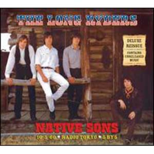 Native Sons By The Long Ryders (Audio CD)