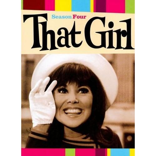 That Girl: Season Four [4 Discs] [DVD]