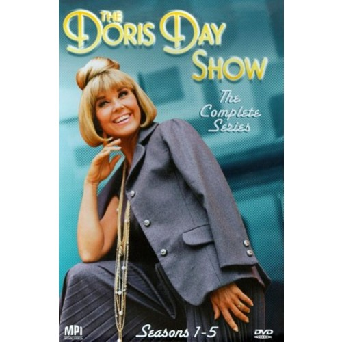 Doris day:Complete series (DVD)