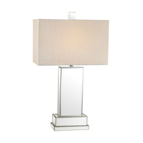 Dimond Lighting Table Lamp in Mirror