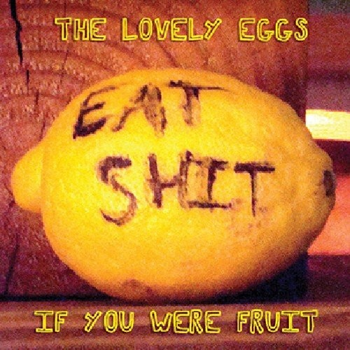If You Were Fruit [CD]