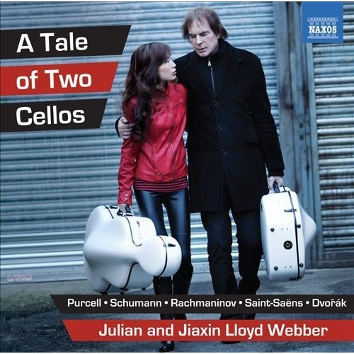 A Tale of Two Cellos [CD]
