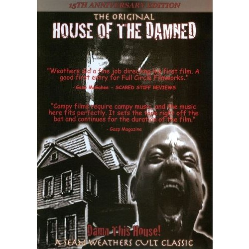 The House of the Damned [DVD] [2008]