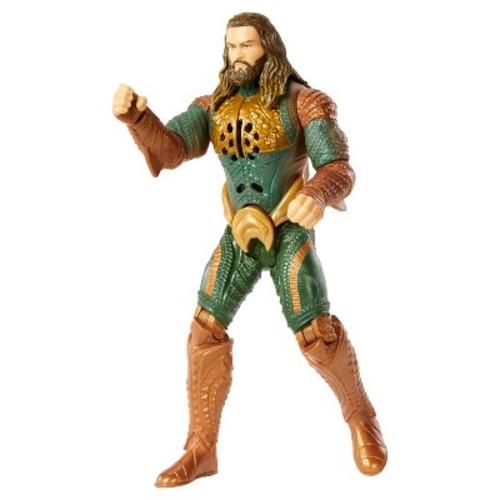 DC Justice League Talking Heroes Aquaman Action Figure 6
