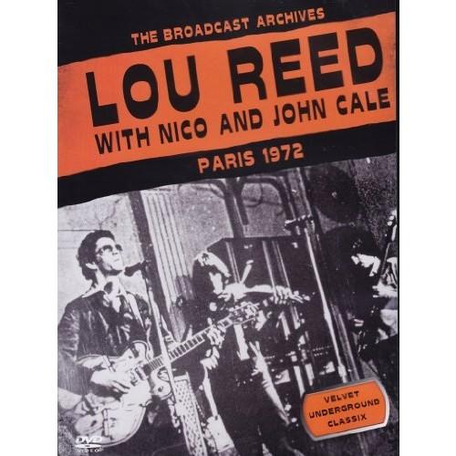 Reed, Lou - Paris 1972