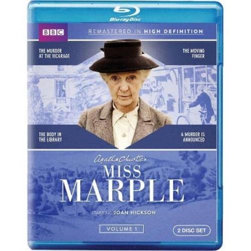 Miss Marple, Vol. 1 [2 Discs] [Blu-ray]
