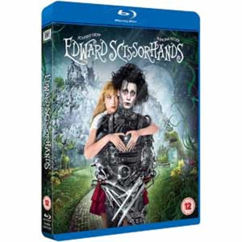 Edward Scissorhands [Blu-Ray]