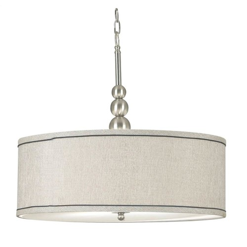 Kenroy Home Margot 3-Light Pendant (Oil Rubbed Bronze)