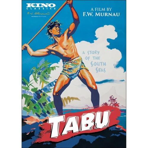 Tabu [DVD] [1931]