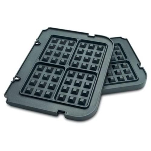 Cuisinart Griddler Waffle Plates - Black GR-WAFP