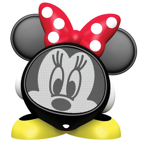 iHome Disney Minnie Mouse Rechargeable Speaker