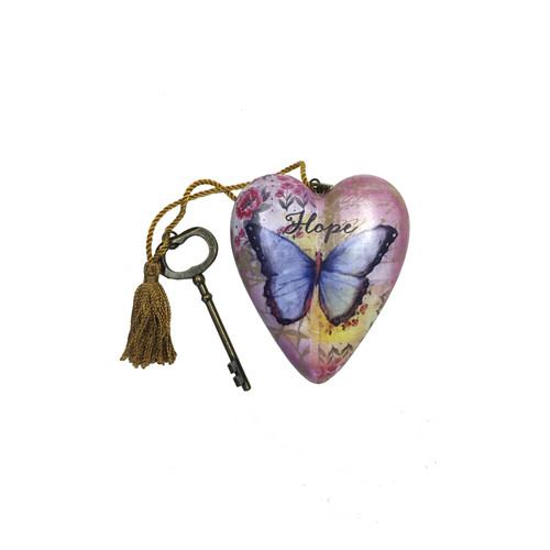 Collectable Sculpted Art Heart