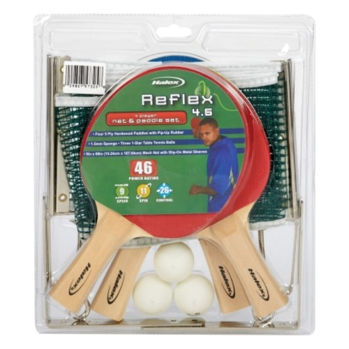 Halex Table Tennis Set (40-57300)