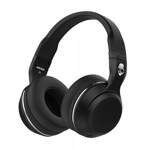 Skullcandy Skullcandy Hesh 2 Bluetooth Wireless Headphones with Mic, Black