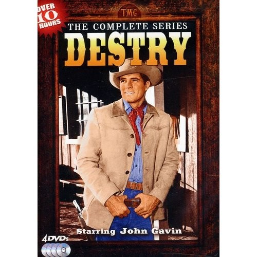 Destry: The Complete Series (Full Frame)
