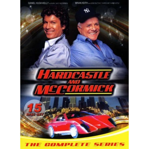 Hardcastle and McCormick: The Complete Series: Brian Keith, Daniel Hugh Kelly, Stephen J. Cannell: Movies & TV