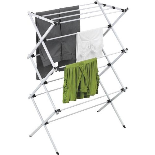 Honey Can Do Deluxe Metal Clothes Drying Rack - DRY-01306