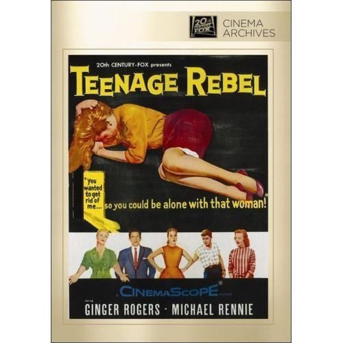 Teenage Rebel [DVD] [1956]